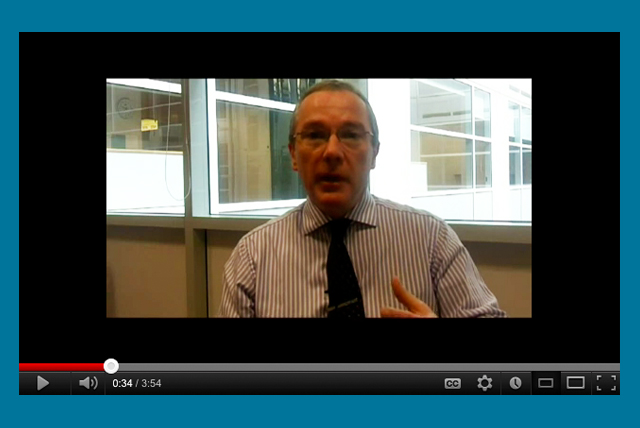 Professor Alistair Burns, National Clinical Director for Dementia