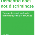 Dementia does not discriminate
