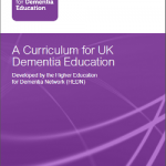 Curriculum for dementia education
