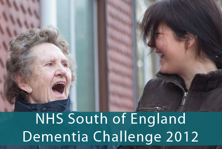 NHS South of England Dementia Challenge 2012