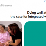 Dying well at home: the case for integrated working