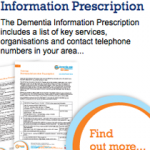 Personalised Dementia Information Prescriptions