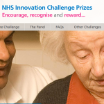 NHS Innovation Challenge Prize for Dementia