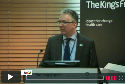 Jeremy Hughes on innovating for an ageing society
