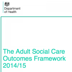 Adult Social Care Outcomes Framework 2014 to 2015