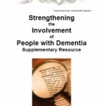 Strengthening the involvement of people with dementia toolkit