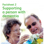 Supporting a person with dementia