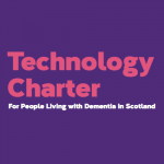 Technology Charter for People Living with Dementia in Scotland