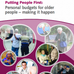 Personal budgets for older people – making it happen