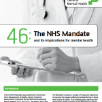 The NHS Mandate and its implications for mental health