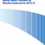 Mental health PbR: guidance for 2013 to 2014