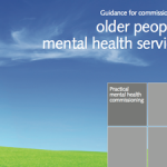 Guidance for commissioners of older people's mental health services
