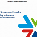 Setting 5-year ambitions for improving outcomes