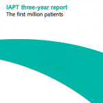 IAPT three-year report: The first million patients
