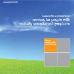 Guidance for commissioners of services for people with medically unexplained symptoms