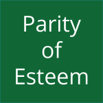 Parity of esteem