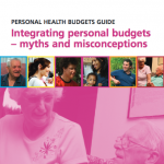 Integrating personal budgets - myths and misconceptions