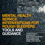 Mental Health Service interventions for rough sleepers