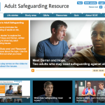 Adult safeguarding elearning